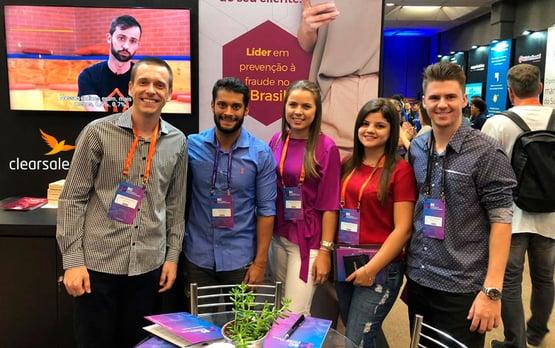 ClearSale marca presença na Conferência E-commerce Brasil em Santa Catarina