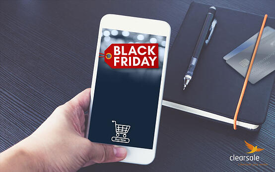 ClearSale na Black Friday em: Manda números!