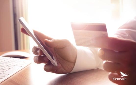 Compras realizadas em dispositivos móveis aumentam 28% em 2018