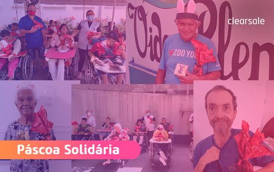 pascoa; doacao; solidaria