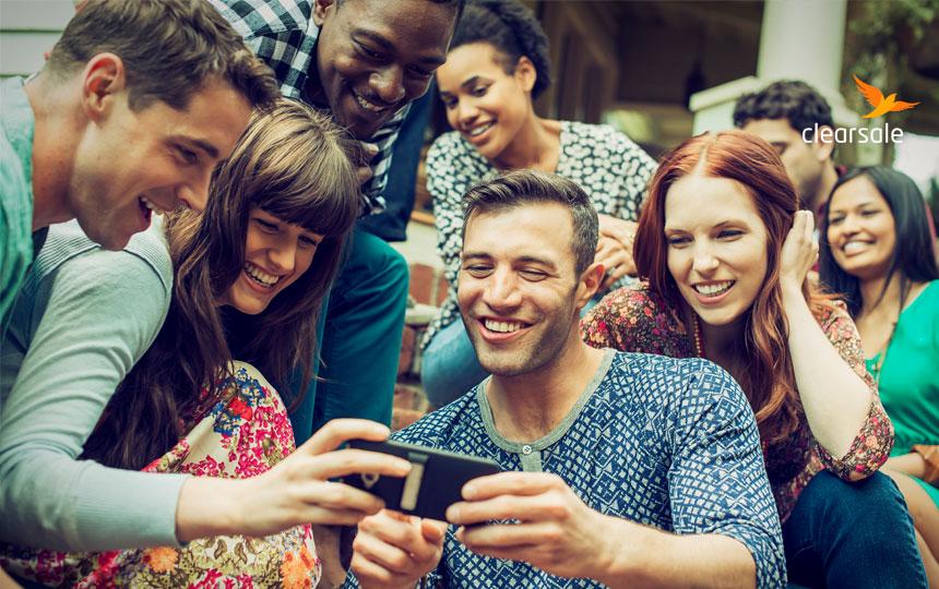 Geração Y é a líder em compras online no segundo trimestre de 2019