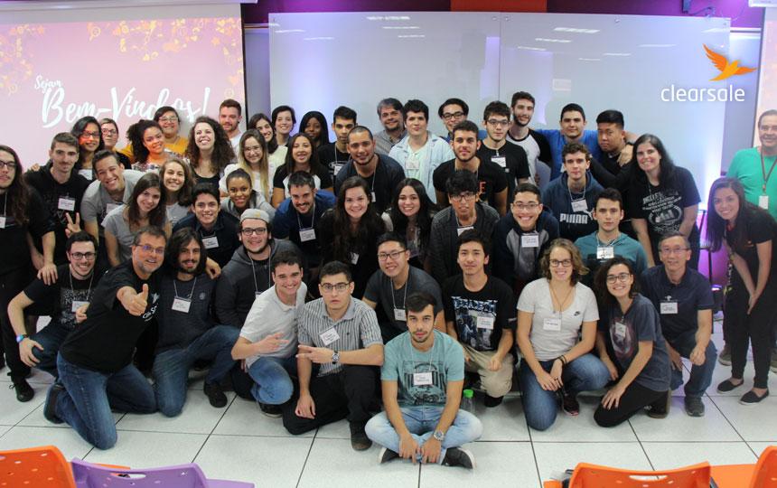 ClearSale recebe alunos da Unesp para evento de Ciência de Dados