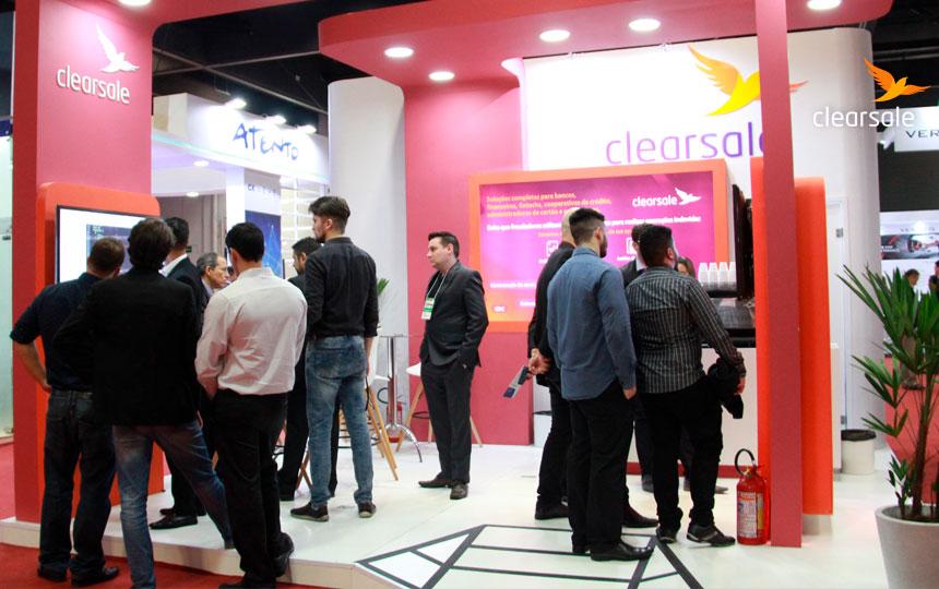 ClearSale leva soluções antifraude para o mercado financeiro no CIAB 2019