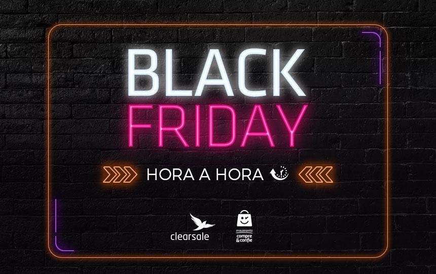 ClearSale e Compre&Confie divulgam resultados da Black Friday hora a hora