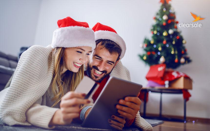Natal deve aumentar faturamento e valor de fraudes evitadas no e-commerce