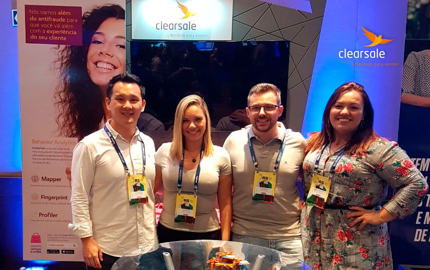 ClearSale marca presença na Conferência E-commerce Brasil RS