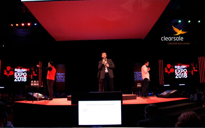 ClearSale marca presença na Rakuten Expo 2018