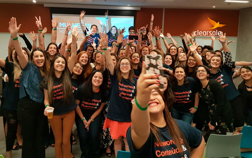Mulheres no E-commerce promove novo encontro e ClearSale marca presença