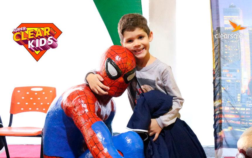 ClearSale realiza a 7ª edição do Dia dos Filhos