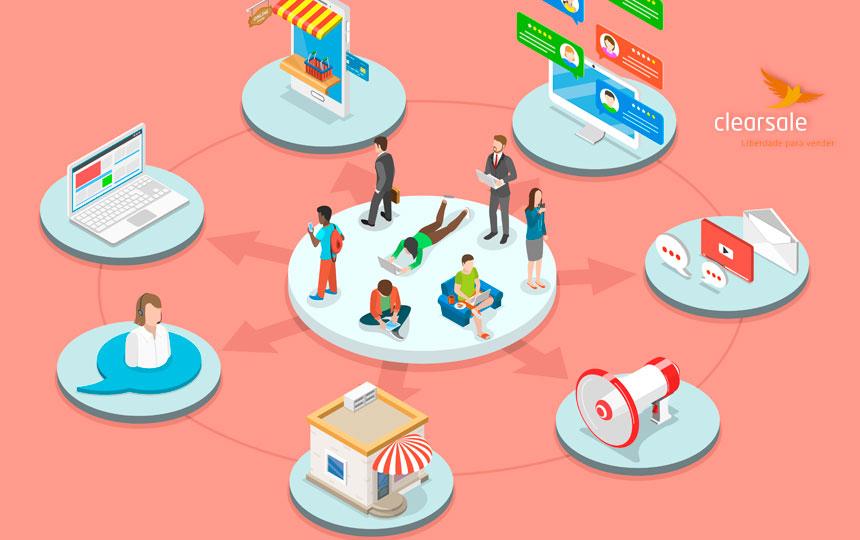 Omnichannel: como usar tecnologia avançada para proteger seu negócio e oferecer a melhor experiência ao cliente