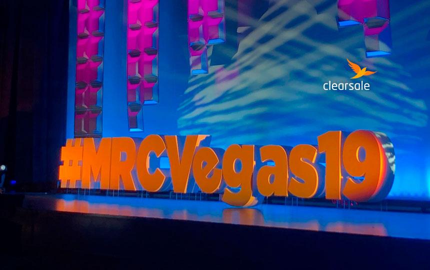 ClearCast: MRC Vegas 2019 - Colaboração no combate a fraudes