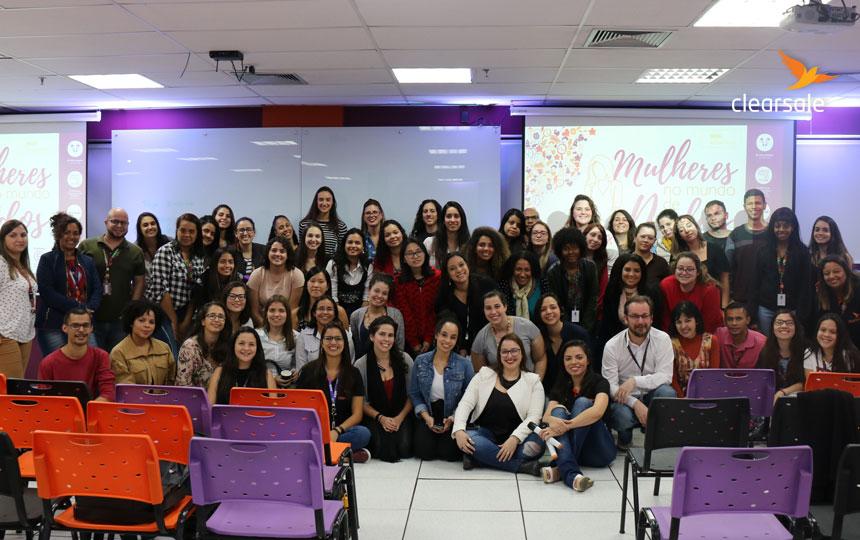 ClearSale sedia encontro do projeto Mulheres e Ciência de Dados